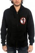 BAD RELIGION Crossbuster Zip Up Hood