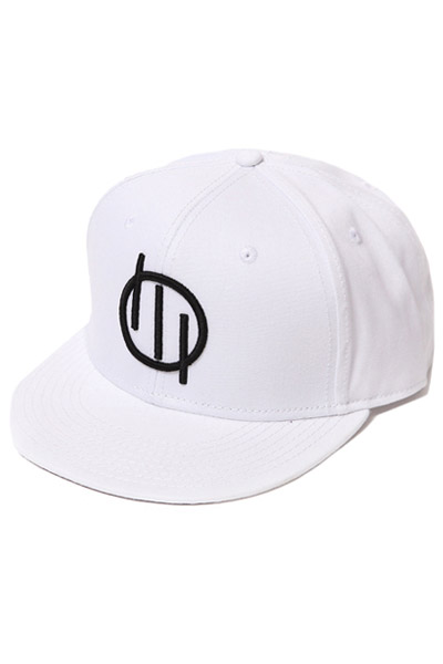 SILLENT FROM ME SPELL -Snapback- 	WHITE