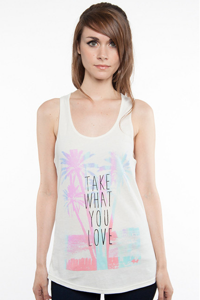 GLAMOUR KILLS HYPER LOVE TANK