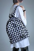 "【予約商品】DI:VISION ""SPLIT"" BACKPACK CHECK"