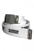 "【予約商品】DI:VISION ""REPEATED"" LONG BELT WHITE"