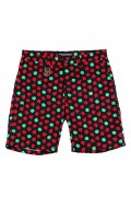 ROLLING CRADLE APPLE SHORTS / Black