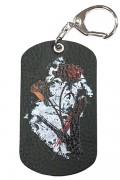 GoneR GR21AC001 Bat Rose Key Holder Black