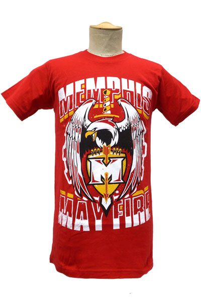MEMPHIS MAY FIRE Eagle Dagger Red