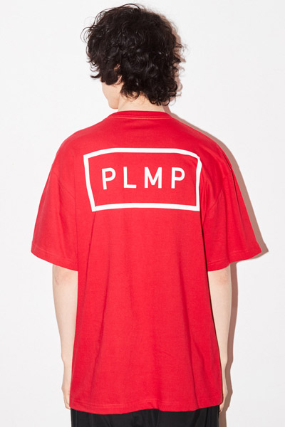 PSYCHOLOGICAL METAMORPHOSIS PLMP TEE RED