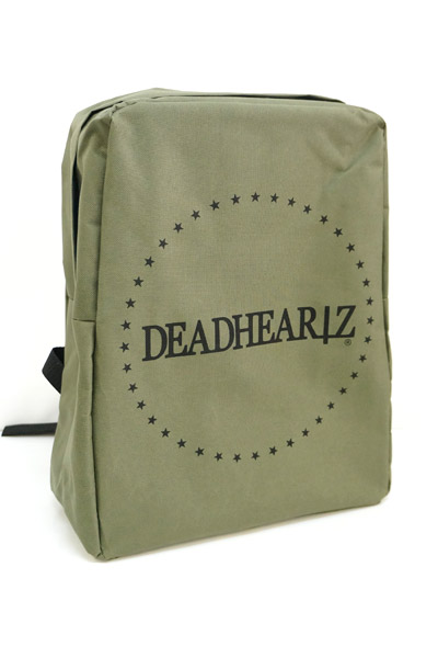 DEADHEARTZ MMXVII DAY PACK OLIVE