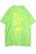 GoneR GR21CT002 Grave Rose T-Shirts Lime