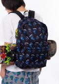"MAGICAL MOSH MISFITS SANTA CRUZ x MxMxM ""MAGICAL SCREAMING HAND"" BACKPACK BLACK"