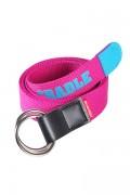 ROLLING CRADLE RING BELT / Pink