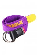ROLLING CRADLE RING BELT / Purple