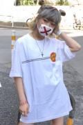 SANTA CRUZ Classic Dot S/S T-Shirt White