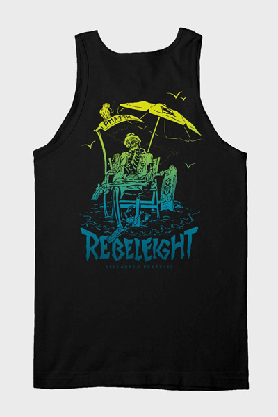 REBEL8 Discarded Paradise Tank