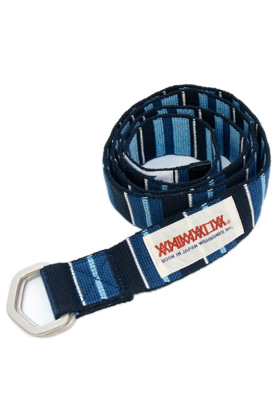 ANIMALIA AN17U-AC19 COTTON BELT 17SU BLUE