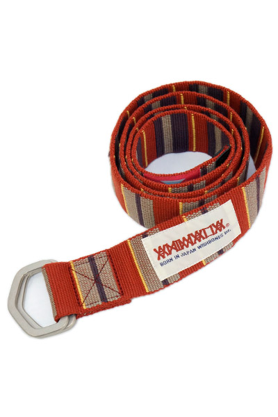 ANIMALIA AN17U-AC19 COTTON BELT 17SU RED
