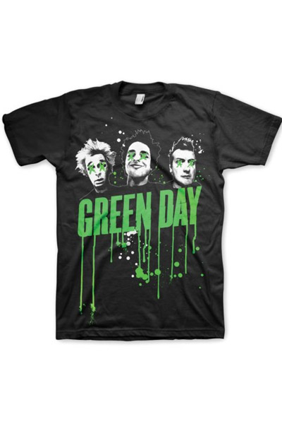 GREEN DAY Drips T-Shirts