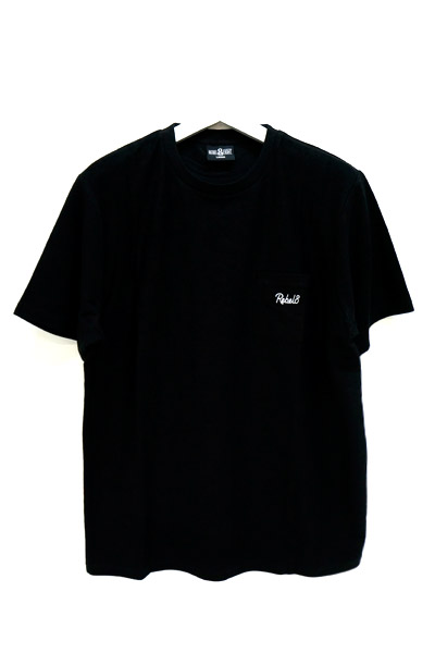 REBEL8 LAKEVIEW EMBROIDERED POCKET TEE