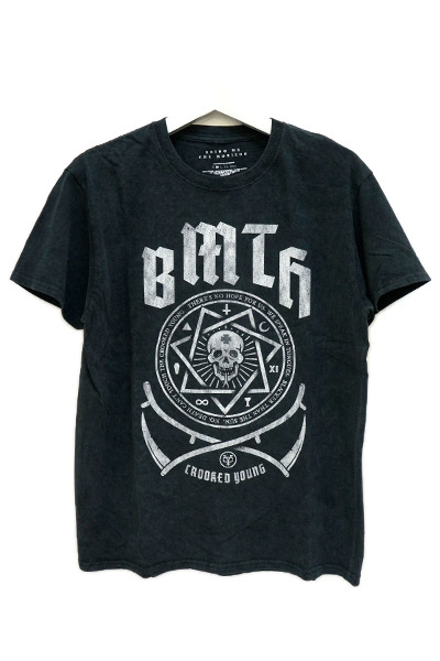 BRING ME THE HORIZON Crooked T-Shirt WASH