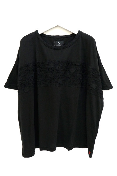 VIRGO CELLULAR ONE BIG-TEE BLACK