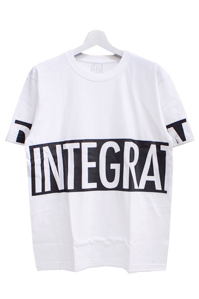 SQUARE DISINTEGRATION T-Shirts WHITE