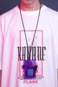"KAVANE Clothing ""FLARE""CLEAR CASE(Prl)"