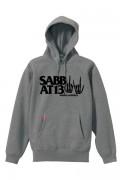 SABBAT13 SBT-PK-026 13SIGN HOODIE (ヘザーグレー)