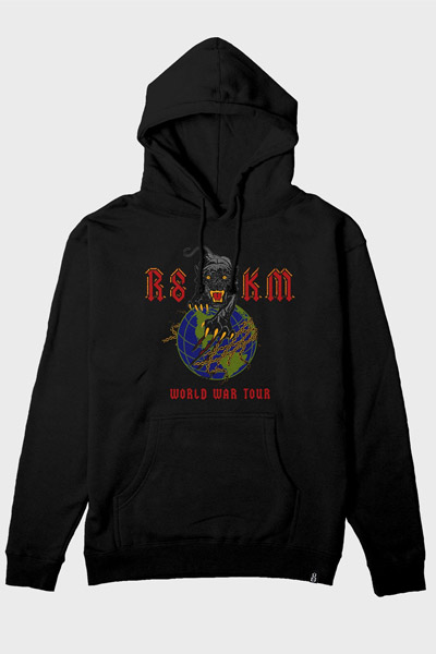REBEL8 World War Tour Pullover