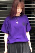 GoneR GR21CT002 Grave Rose T-Shirts Purple