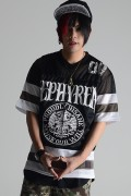 Zephyren(ゼファレン)HOCKEY SHIRT S/S BLACK