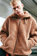 【予約商品】CHORD NUMBER EIGHT CH01-01K5-JK07 OVERSIZED BOA B3 JACKET CAMEL