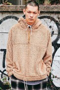 【予約商品】CHORD NUMBER EIGHT CH01-01K5-CL54 BOA HOODIE CAMEL