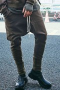 【予約商品】CHORD NUMBER EIGHT CHA1-01K5-PL10 SARROUEL SWEAT PANTS KHAKI