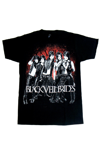 BLACK VEIL BRIDES WHAT WHAT T-Shirt