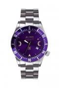 ALIVE GRAVITY Silver / Purple
