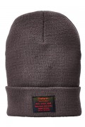 【予約商品】Zephyren(ゼファレン)LONG BEANIE -You Are Here CHARCOAL