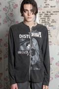 DISTURBIA CLOTHING Orphic Long Sleeve T-Shirt