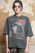 DISTURBIA CLOTHING Clandestine T-Shirt