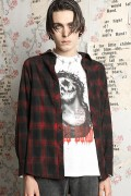 DISTURBIA CLOTHING Lazarus Shirt
