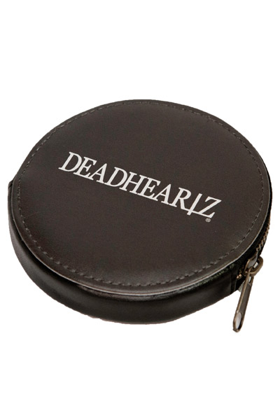 DEADHEARTZ Coin Case BLACK