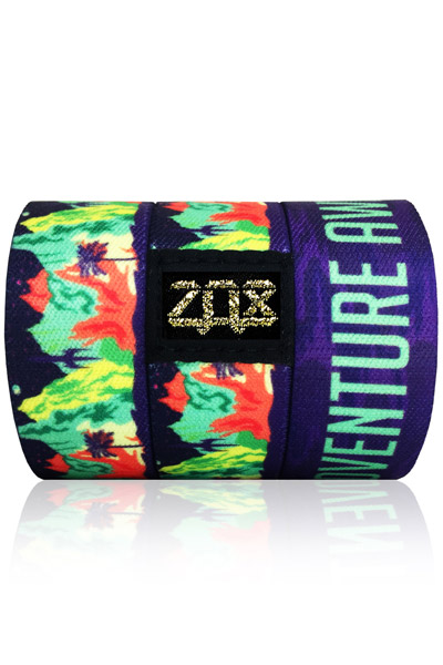 ZOX STRAPS ADVENTURE AWAITS