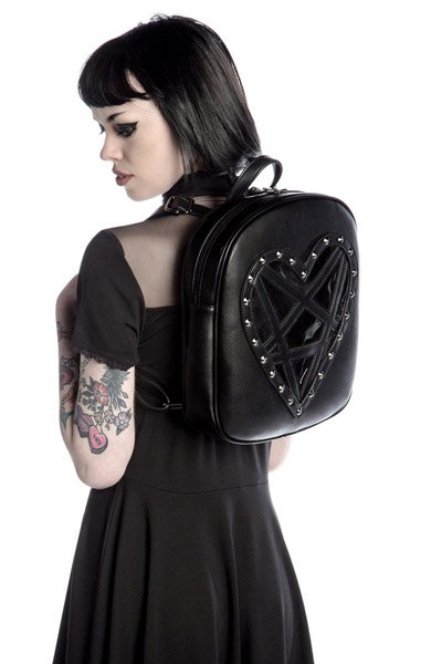 KILL STAR CLOTHING (キルスター・クロージング) Seraphina Loverz Backpack [B]