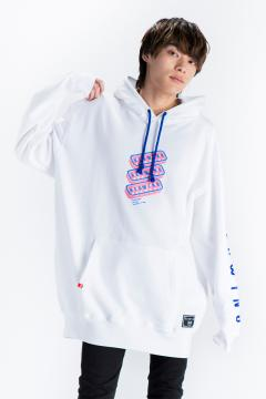 HEDWiNG Game Maker Hoodie White