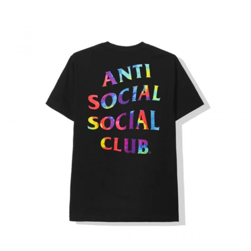 Anti Social Social Club THE GROVE BLACK TEE