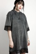 DISTURBIA CLOTHING Sabbath Hoody