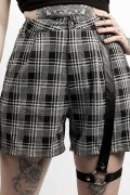DISTURBIA CLOTHING Suspense Shorts