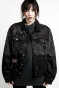DISTURBIA CLOTHING Faust Denim Jacket