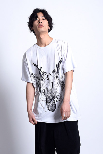 PARADOX BIG TEE HEART