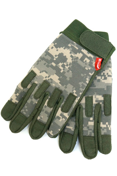 Subciety (サブサエティ) MECHANIC GLOVE CAMOFLAGE