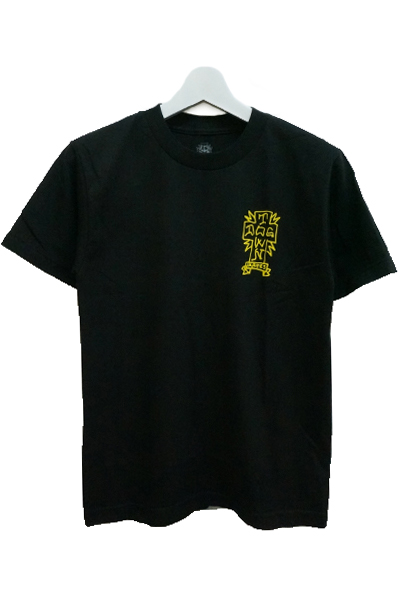DOGTOWN Gonz Art T-SHIRTS BK