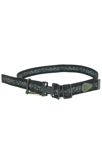 Subciety (サブサエティ) MEDICAL BELT BLACK
