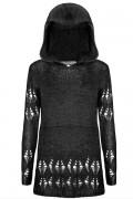 KILL STAR CLOTHING CREEP KNIT SWEATER [B]
